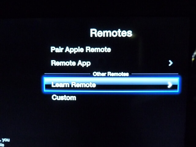 How to set up Apple TV Wi-Fi when you forget your Remote