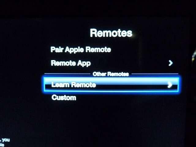 Apple tv remote no wifi