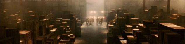Archive Blog - Warehouse Scene