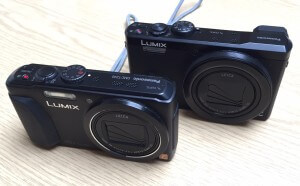 Panasonic Lumix TZ40 vs TZ60