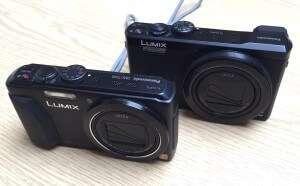 Panasonic Lumix TZ40 vs TZ60
