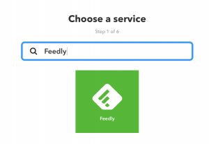Using Feedly and IFTTT for Content Curation - Matt Hopkins